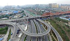 郑州市京广快速路(北三环-连霍高速)工程桥梁第二标段